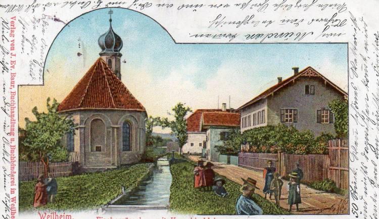 altes Weilheim