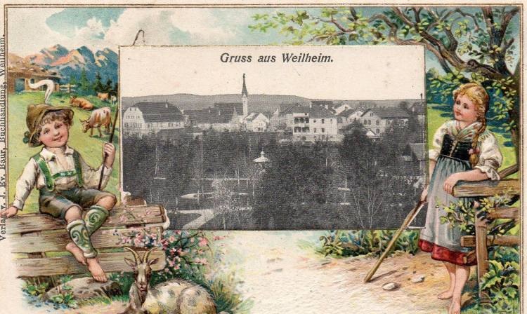 Weilheim alt